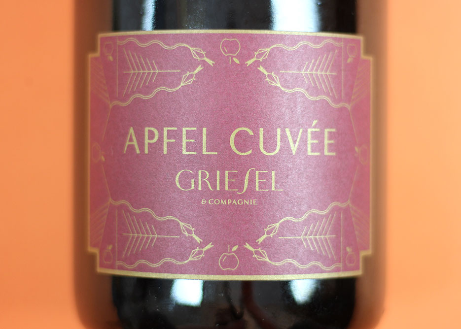 Griesel Apfel Cuvée 2015