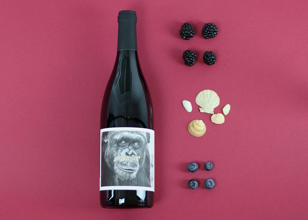 Mono negre «CHARLY» 2020