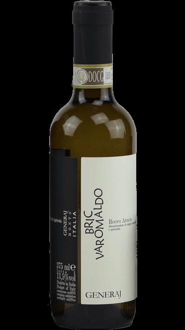 Bric Varomaldo Roero Arneis DOCG 2018 - 375 ml