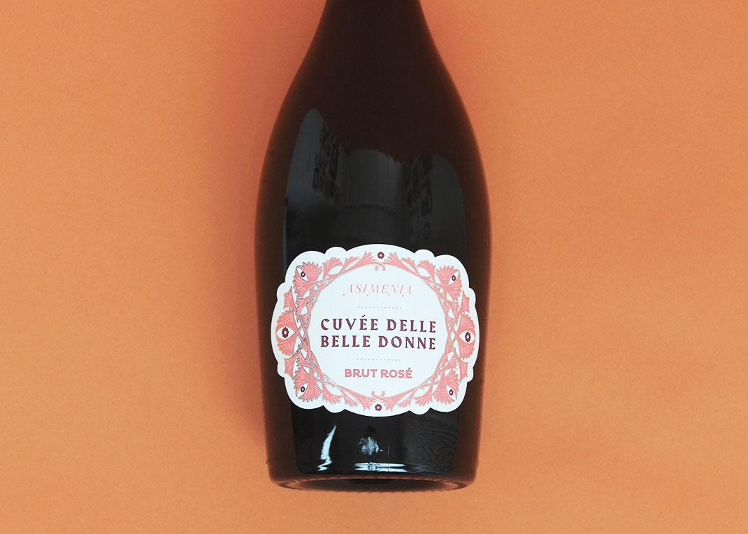 Asimenia Cuvée delle Belle Donne Brut Rosé