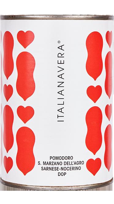 San Marzano DOP Geschälte Tomaten 400 g