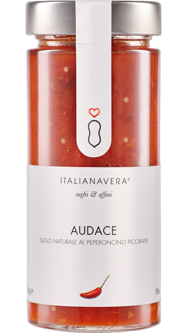 Tomatensugo «Audace» mit Chili 280 g