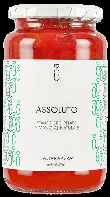 Assoluto San Marzano Tomate handgeschält 550 g
