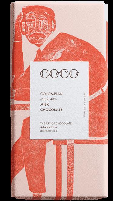 Colombian Milk 40% 80g