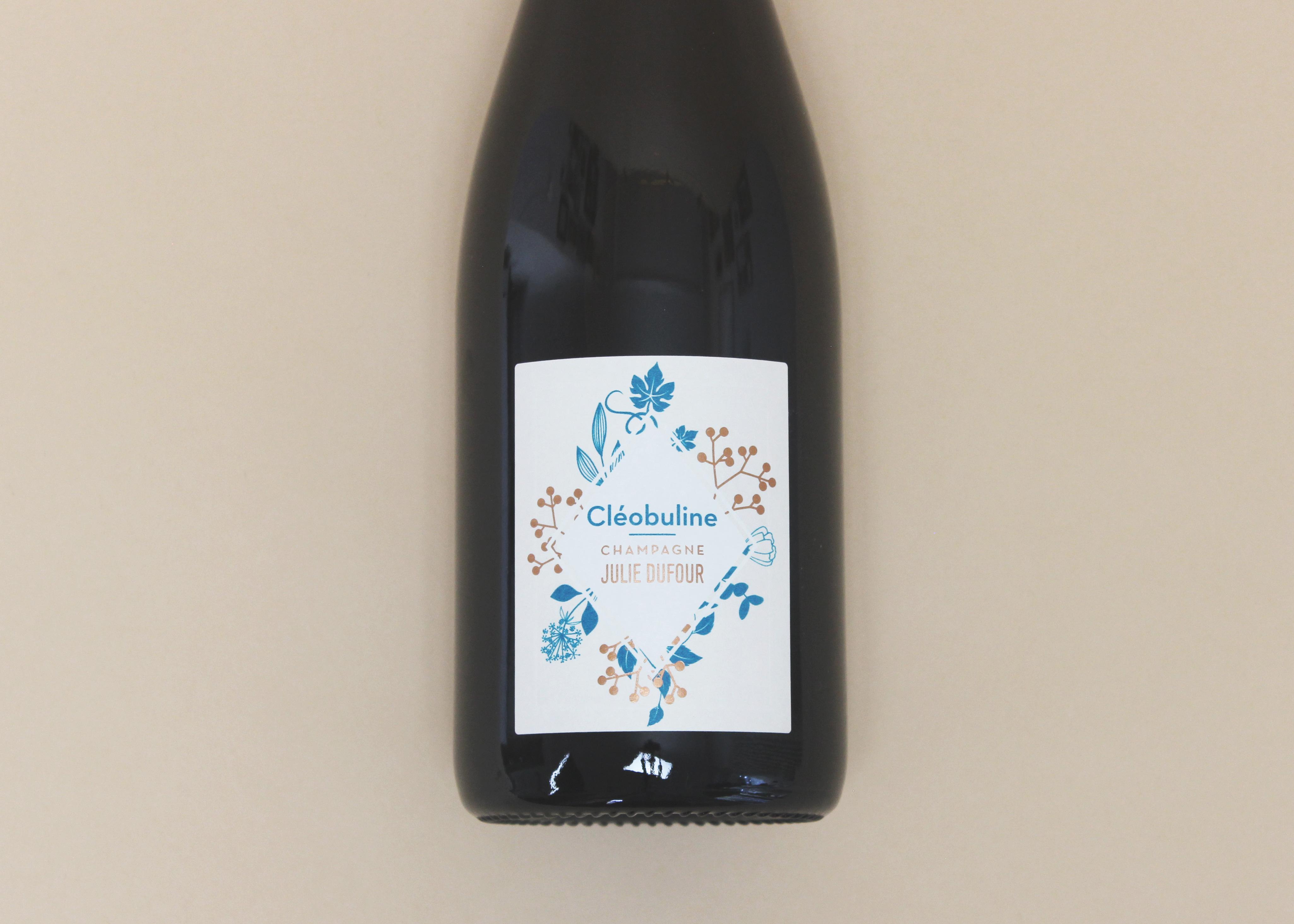 Champagner Cuvée Cléobuline