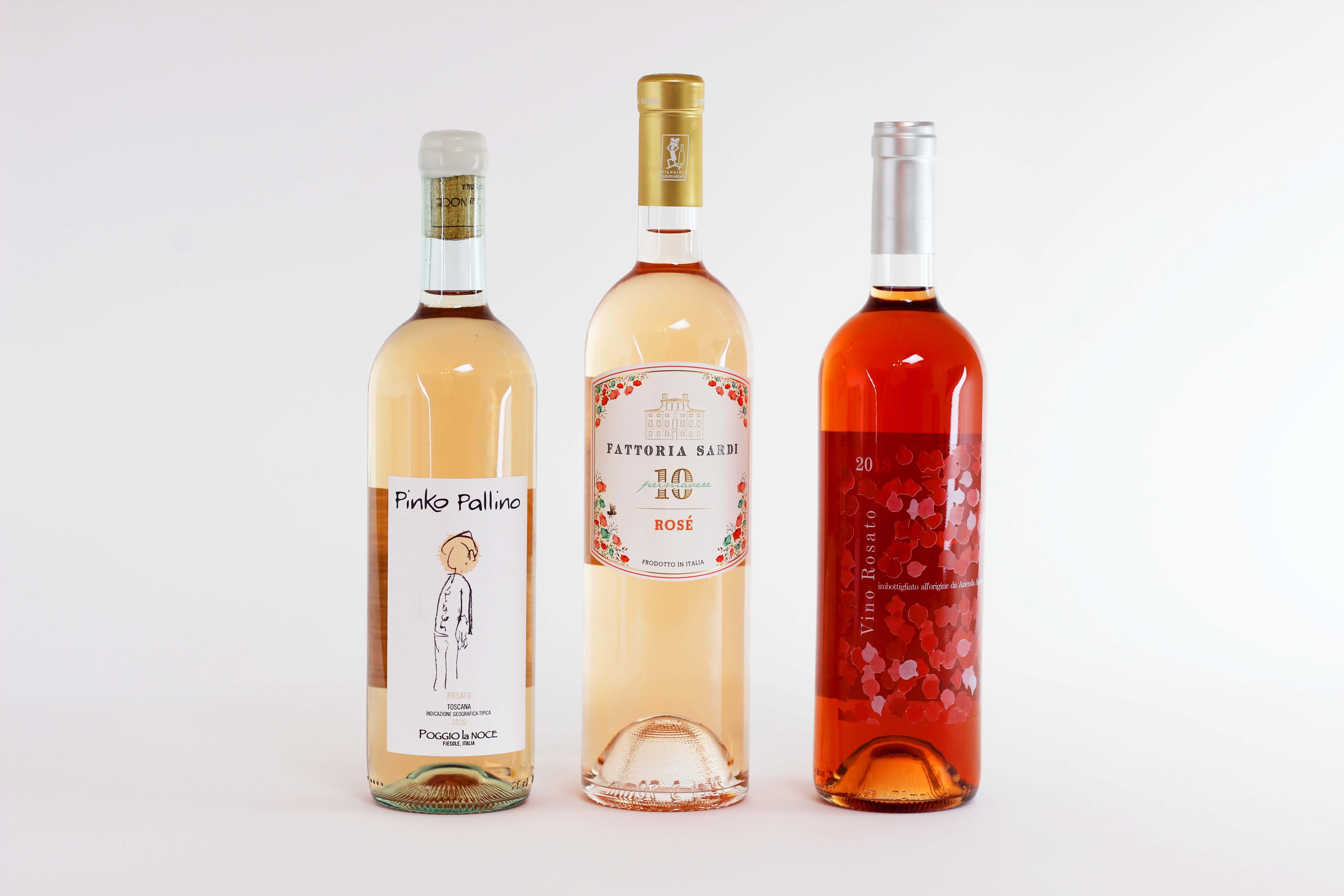 3er Rosé-Tasting-Set